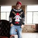Men's Wally Christmas Jumper