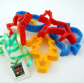 Christmas Dough Cutters