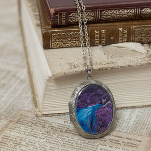 'Listen To The Colour Of Your Dreams' Locket