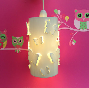 Butterfly Ceiling Shade