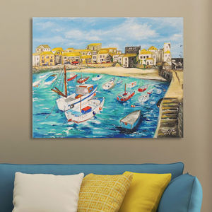 Bespoke Oil Painting Canvas