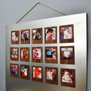 Personalised Polaroid Magnetic Picture Frame