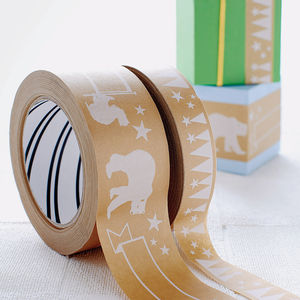 Festive Parcel Tapes - shop by category