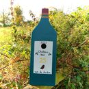 Christmas Personalised Wine Bottle Bird Box