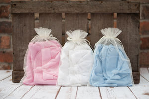 Baby Clothing Organza Bag Gift Set