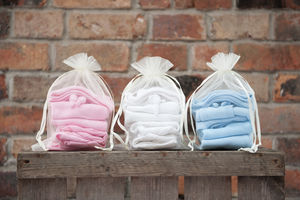 Twins Newborn Clothing Set