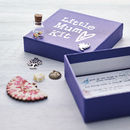 'Little Mum Kit' - showing open box with a few of the charms