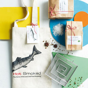 Smoked Salmon Kit - birthday gifts