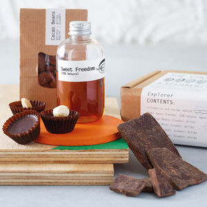 Raw Chocolate Making Kit - view all gifts for her