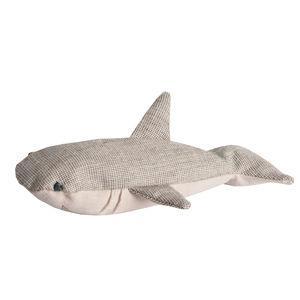 Soft Shark Baby Rattle
