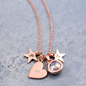 Design Your Own Heart Necklace - necklaces & pendants