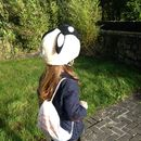 Child's Hi Vis Sheep Helmet Cover