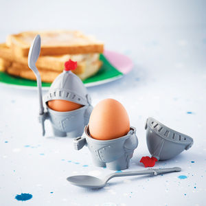 Arthur Egg Cup And Spoon - egg cups & cosies