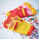 Kids Funny Faces Slipper Socks