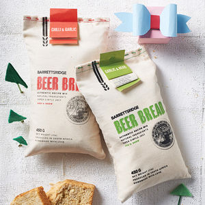 Barrett's Ridge Beer Bread Mix - make your own kits