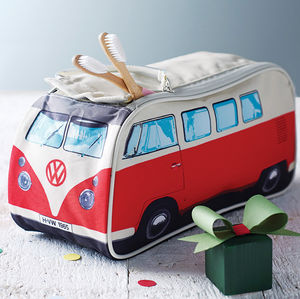 VW Campervan Wash Bag - frequent traveller