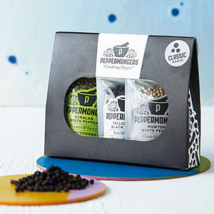 Classic Peppercorns Gift Pack - shop by personality