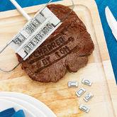 Steak Branding Iron - summer shop