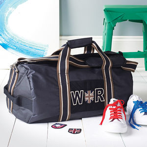 Personalised Vintage Style Kit Bag - view all gifts for him