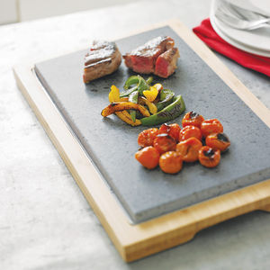 Steakstones Sizzling Sharing Plate - for fathers