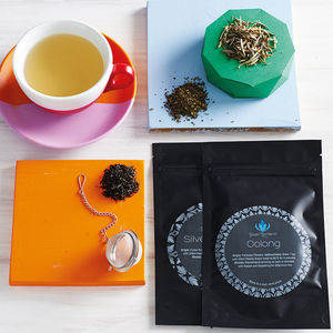 Monthly Tea Subscription - birthday gifts