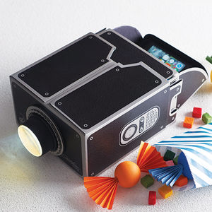 Smartphone Projector - for him