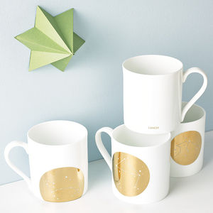 Constellation Mug - 30th birthday gifts