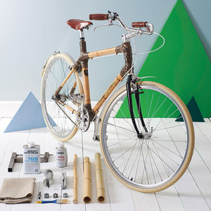 Bamboo Bicycle Club Build Kit - toys & games for adults