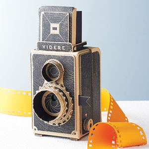 Videre Diy Pinhole Camera Kit - gifts for fathers