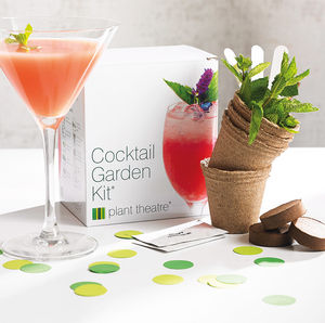 Grow Your Own Cocktail Garden - gifts for mothers