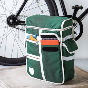 Bicycle Pannier Shoulder Bag - for young men