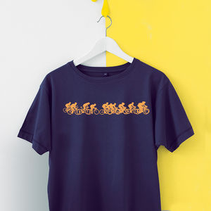 Bike Race T Shirt - men's fashion