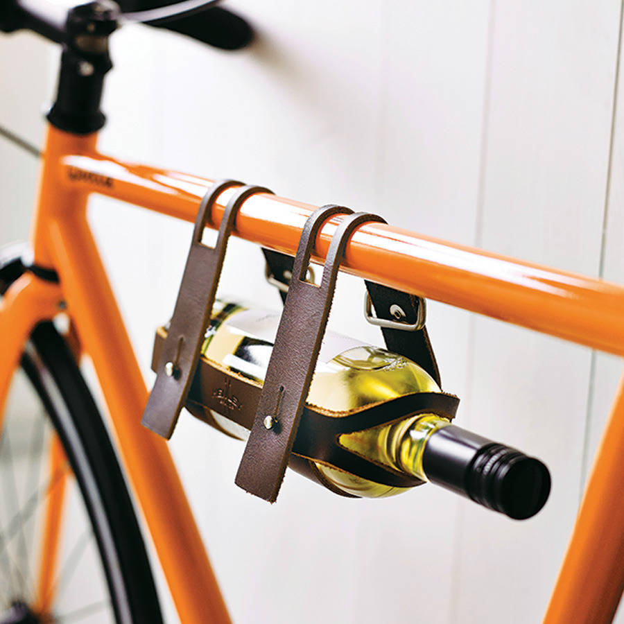 Bike Wine Holder By Men S Society