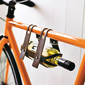 Bike Wine Holder - cycling