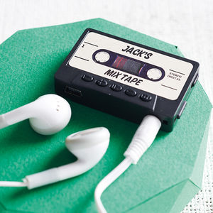 Personalised Mp3 Player - last-minute christmas gifts for him