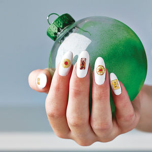 Great British Biscuit Nail Transfers - last chance to buy