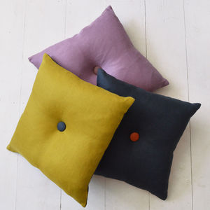 Linen Reversible Cushions - sale by category