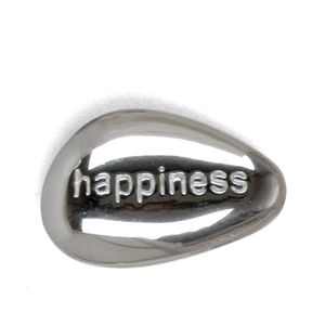 Happiness Chiming Pebble