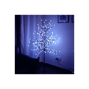 5ft Blue Berry LED Tree Light - christmas lights