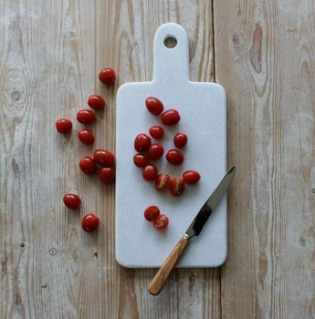 Marble Chopping Board