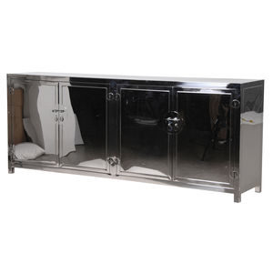 Polished Chinese Style Sideboard - furniture