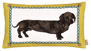 Dachshund Baguette Cushion
