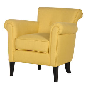 Arm Chair In Yellow