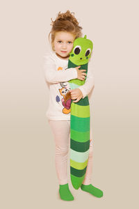 'Warm Worms' , New Long Hot Water Bottle Gift For Kids - hot water bottles & covers