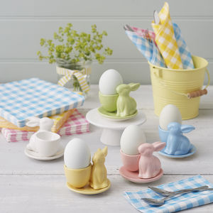 Bunny Egg Cup - tableware