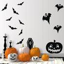 Spooky Halloween Wall Stickers