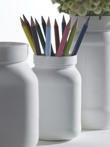 Porcelain Storage Jar