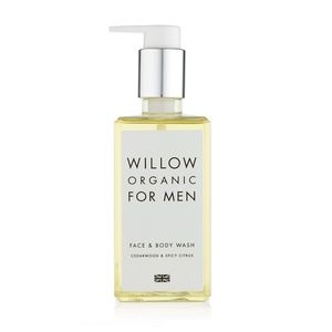 Men's Gentle Cleansing Face And Body Wash - men's grooming & toiletries
