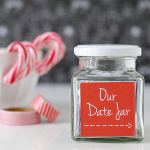 Couple's Date Jar - view all gifts for her