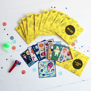 Sticker Party Packs